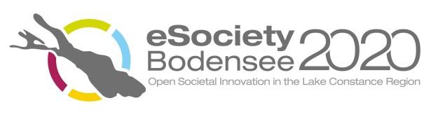 Logo in English