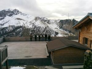 Berggasthaus Sareis
